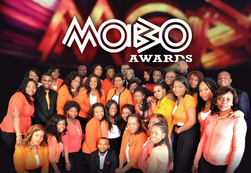 LFC Choir MOBO 2014 Poster