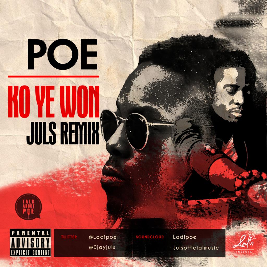 Poe_KoYeWon_remix