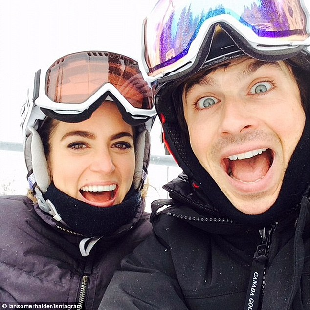 ian sommerland and nikki reed