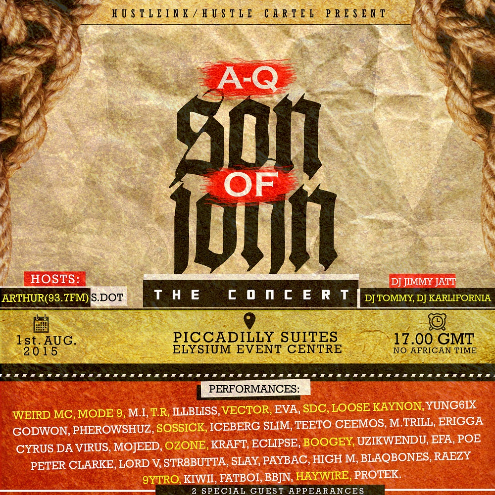 Son Of John Concert