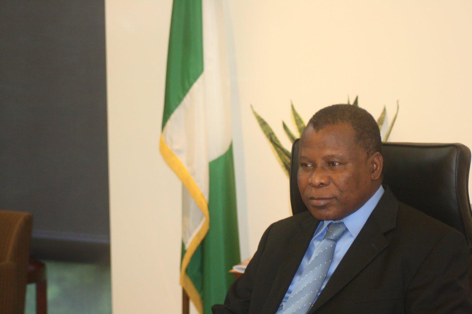 Late Ambassador Adebowale Ibidapo Adefuye
