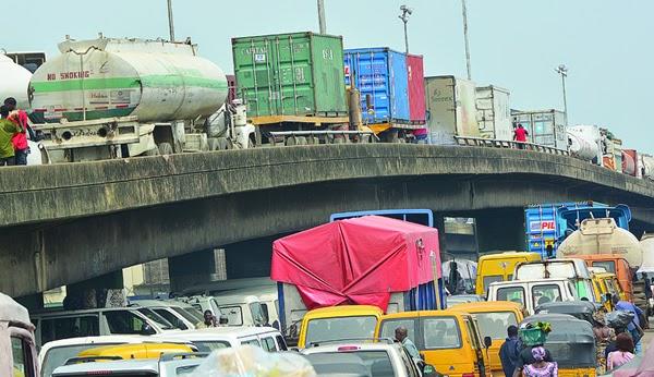 Apapa Traffic Gridlock