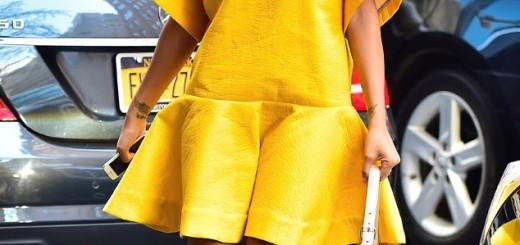 The Colour Block Dress
