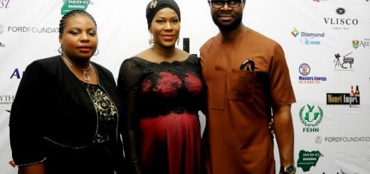 Abuja Premiere of Stephanie Linus DRY