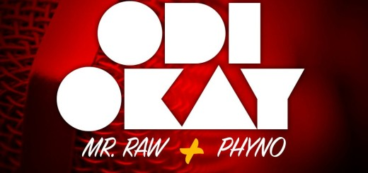 Odi Okay by Mr RAW featuring Phino artwork