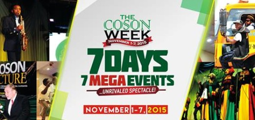 COSON Week 2015